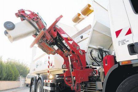 Die Müllabfuhr wird autonom