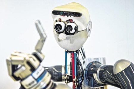 Humanoide Roboter für die Industrie in greifbarer Nähe