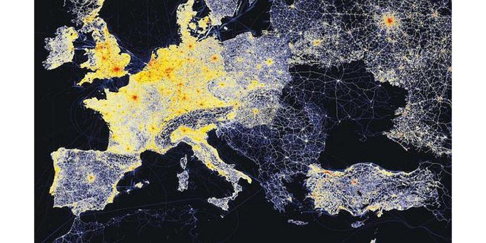 Stau Karte.Der Stau Kostet Uns Milliarden Vdi Nachrichten