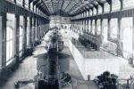 Vor 120 Jahren wurde das erste  Groß-Wasserkraftwerk errichtet