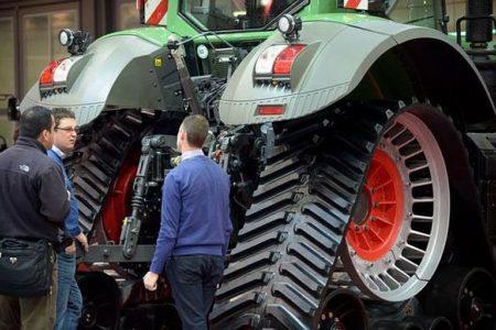 Landwirtschaft buhlt um Ingenieure