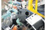 Recycling trotz Flammschutz