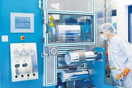 Wettbewerb treibt die Batterieproduktion