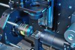 UKP-Laser: Große Fortschritte beim Abtragen transparenten Materials
