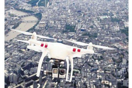Strenge Regeln für Drohnenflüge