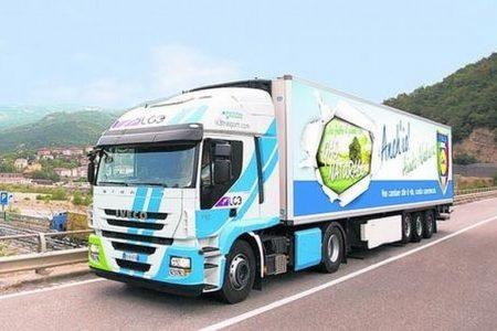 Erdgas bewegt die Nutzfahrzeugbranche