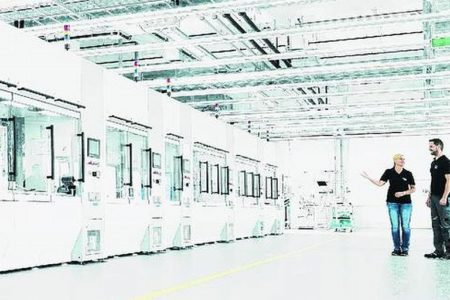 Maschinenbau tastet sich an Industrie 4.0 heran