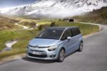Kompakt-Vans im Vergleich: Citroën Grand C4 Picasso und Opel Zafira Tourer