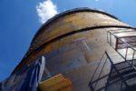 Neuer Wärmespeicher macht Kraftwerksbetrieb flexibler