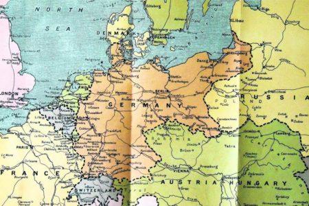 Deutschland wollte die Vormacht in Europa