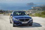 Mercedes C-Klasse: Unterwegs zum Klassenprimus