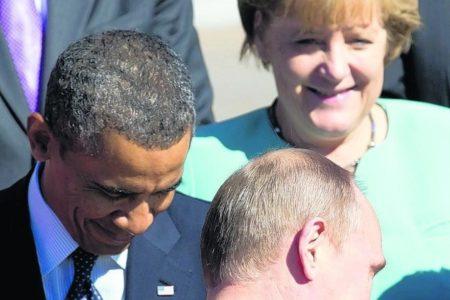 USA treiben Keil zwischen Deutschland und Russland