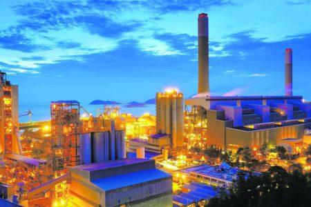Zementwerk nutzt Prozessgase