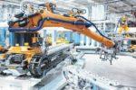 VW-Werk in Zwickau unter Spannung
