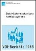 Elektrisch-mechanische Antriebssysteme  Innovationen-Trends-Mechatronik