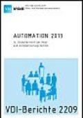 AUTOMATION 2013
