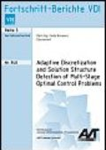 Adaptive Discretization and Solution Structure Detection of Multi-Stage Optimal Control Problems