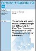 Theoretische und experimentelle Untersuchungen zur Optimierung der Korn-Stroh-Trennung am Hordenschüttler unter Verwendung alternativer Bahnkurven