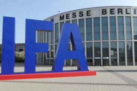 Messe IFA: Sehen, hören, spielen, tippen
