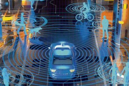 Verkehr voll vernetzt