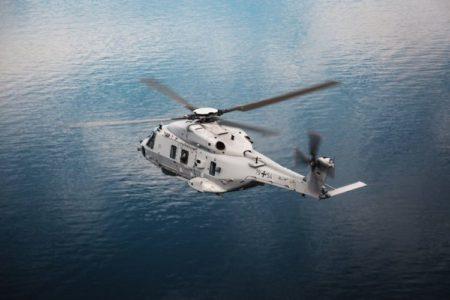 Airbus NH 90 Sea Lion an die Bundeswehr übergeben