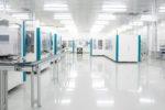Musterfabriken für die Produktion von Batteriezellen