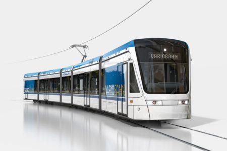 Vollautomatisierte Straßenbahndepots