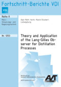 Theory and Application of the Lang-Gilles Observer for Distillation Processes