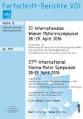 37. Internationales Wiener Motorensymposium 28. – 29. April 2016