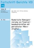 Numerische Homogenisierung von Faserverbundwerkstoffen mit periodischer Mikrostruktur