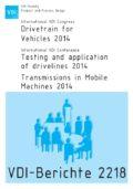 Drivetrain for Vehicles 2014