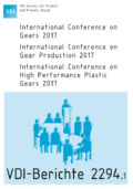 International Conference on Gears 2017