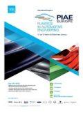PIAE EUROPE 2018 PLASTICS IN AUTOMOTIVE ENGINNERING