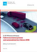 Fahrerassistenzsysteme und automatisiertes Fahren 2018