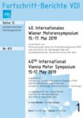 40. Internationales Wiener Motorensymposium 15.-17. Mai 2019