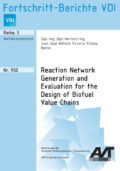 Reaction Network Generation and Evaluation for the Design of Biofuel Value Chains