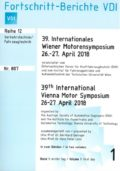 39. Internationales Wiener Motorensymposium 26.-27. April 2018