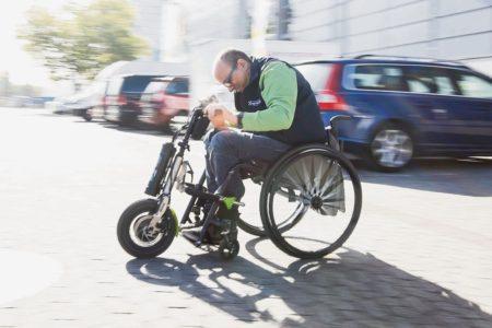 Technik für Menschen mit Handicap