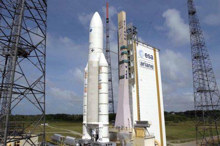 Ariane-Start verschoben