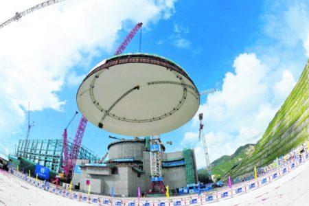 Kernenergie: Global gut im Rennen