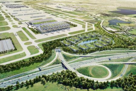 TOP 10: Die größten Flughäfen der Welt