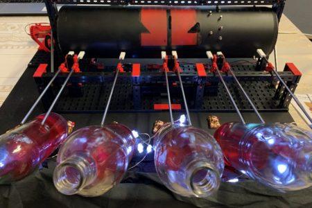 TH Nürnberg: Der Sound von Flaschen