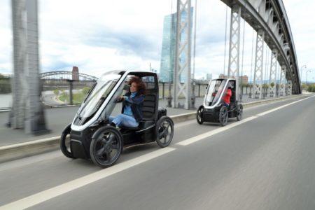 Mobilität: Bio-Hybrid ist platzsparend, schnell und leise