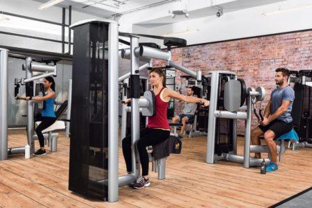 Fitnessstudios: Der lange Weg zum Körperkult