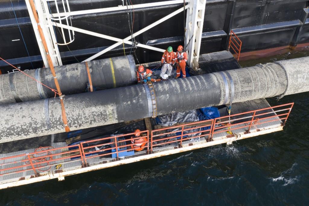 Nord Stream 2 Nachrichten