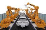 Absatzprognosen im Robotergeschäft zwingen Hersteller wie Kuka zum Umdenken