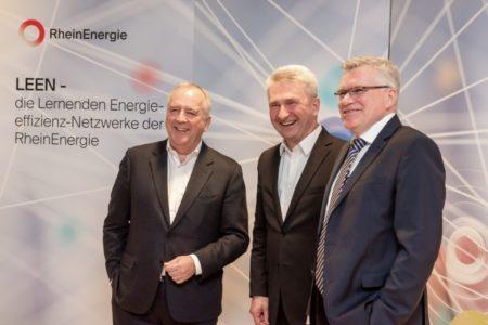 In Köln starten Netzwerke für Energieeffizienz