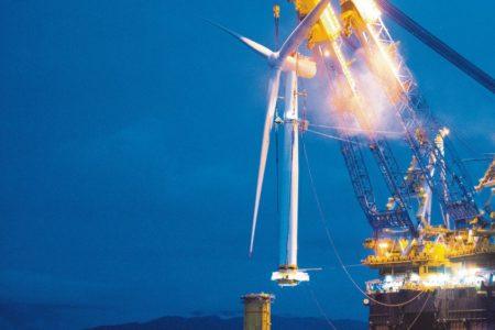 Offshore-Windkraft unverzichtbar für Energiewende