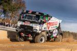 Hybridantrieb für die Rallye Dakar