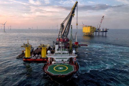 Deutsche Offshore-Windkraft legt auch 2019 zu